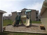 Our playground is located next to the clubhouse